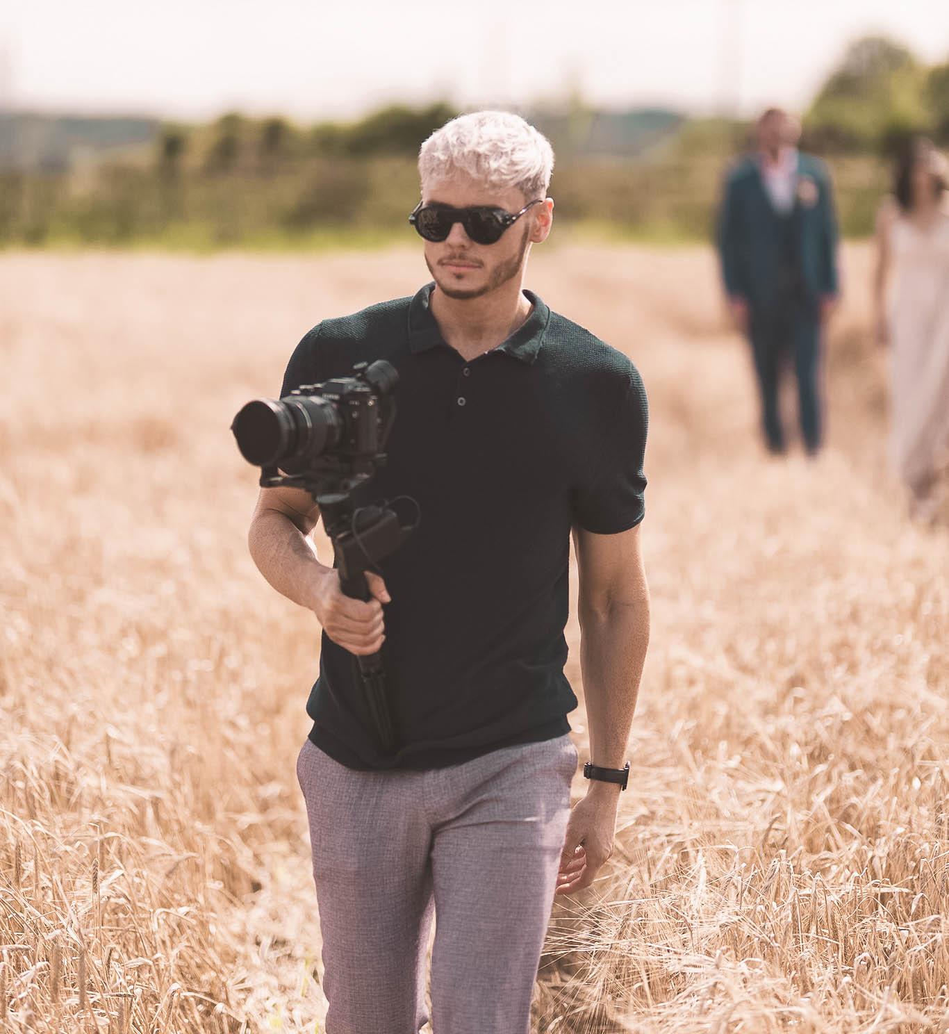 Jack Parry - Owner of JP Video Kent